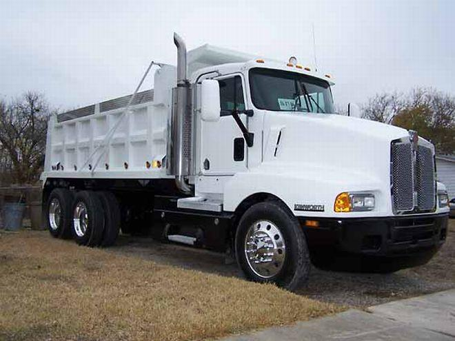 1997 Kenworth T600 Truck Picture