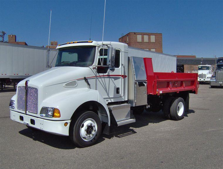 2006 Kenworth T400 Truck Picture
