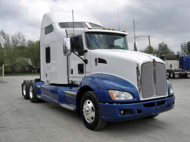 2008 Kenworth T660 Truck Picture