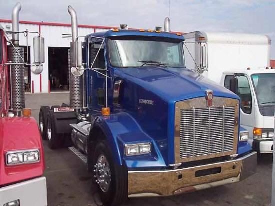 2003 Kenworth T800 Truck Picture