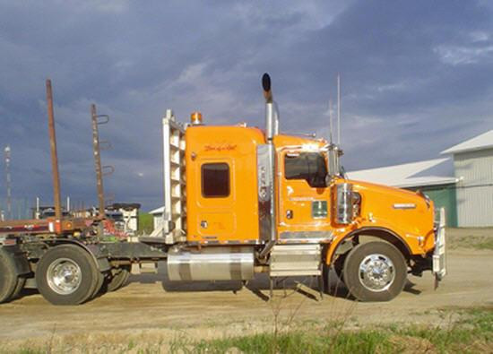 2005 Kenworth T800 Truck Picture