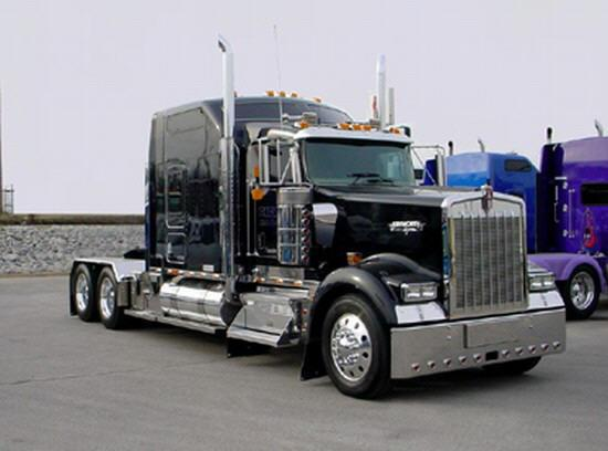 2005 Kenworth W900 Truck Picture