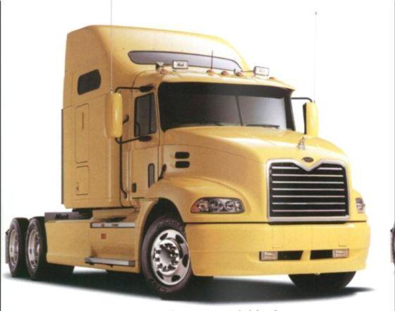 1999 Mack Vision Truck Picture