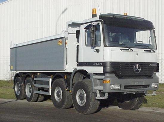 2005 Mercedes-Benz 4140-AK Truck Picture