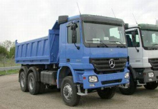 2005 Mercedes-Benz 3344AK Truck Picture