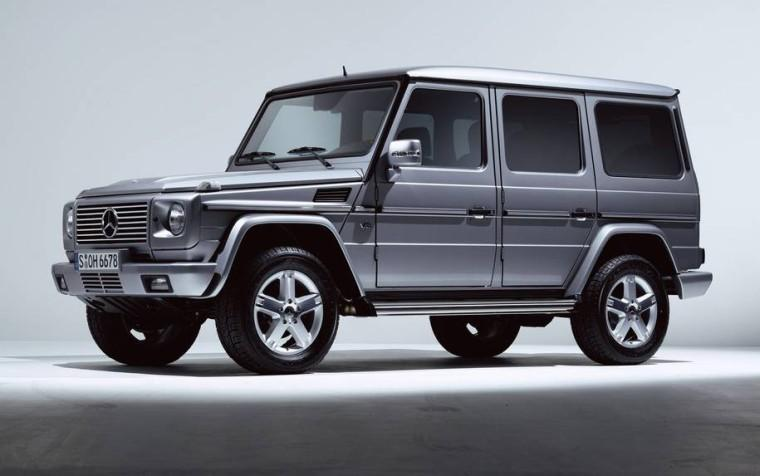 2008 Mercedes-Benz G-Class SUV Picture