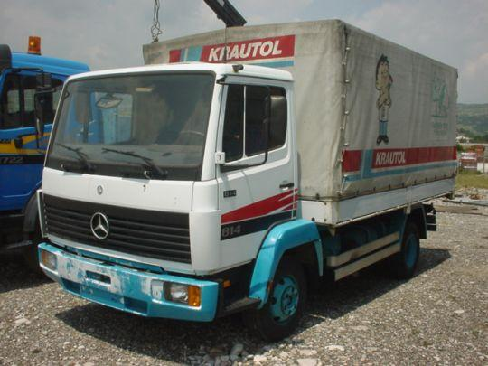 1994 Mercedes-Benz 814 Truck Picture