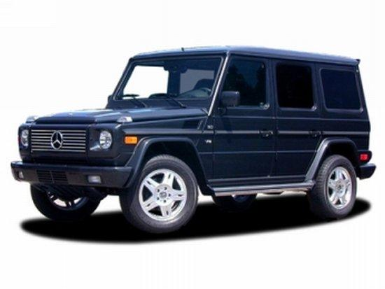2005 Mercedes-Benz G500 SUV Picture