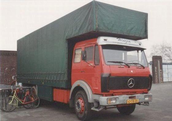 Mercedes-Benz 2226 Truck Picture