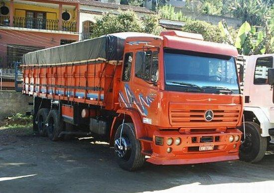 2006 Mercedes-Benz 1418 Truck Picture