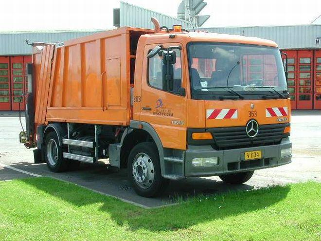 Mercedes-Benz Atego Truck Picture