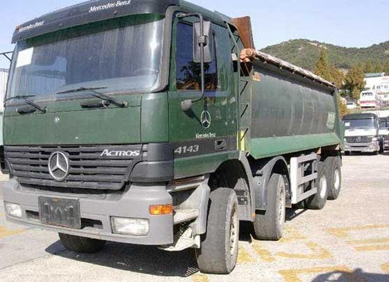 2003 Mercedes-Benz 4143 Truck Picture