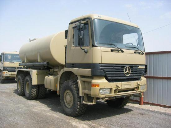 Mercedes-Benz 3340 Truck Picture