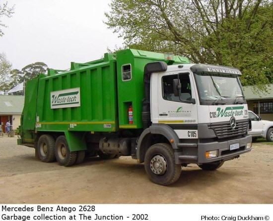 Mercedes-Benz Atego 2628 Truck Picture