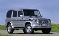 2008 Mercedes-Benz G Class SUV Picture