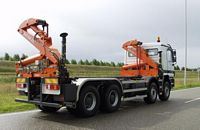 Mercedes-Benz Actros 4140 Truck Picture
