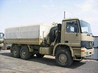 Mercedes-Benz 3331 Military Truck Picture