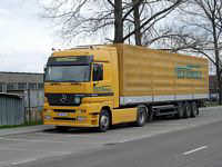Mercedes-Benz Actros 8140 Truck Picture
