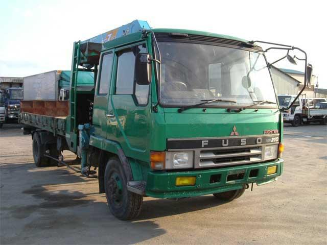 1992 Mitsubishi Fuso Fighter Truck Picture