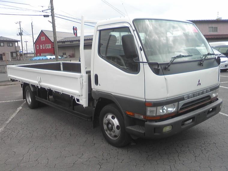 Front Right 1999 Mitsubishi Fuso Canter Truck Picture