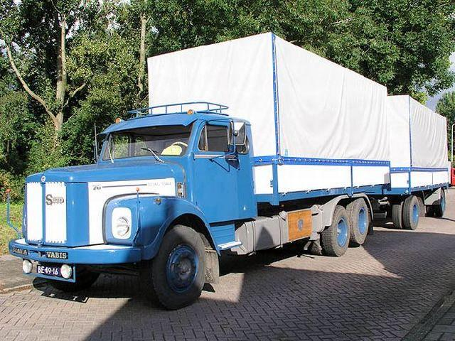1964 Scania LS76 Truck Picture