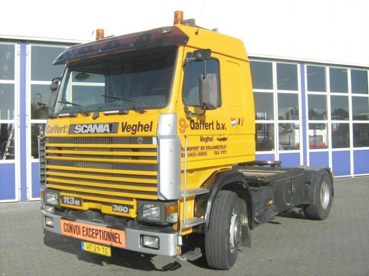1993 Scania R113M 360 Truck Picture