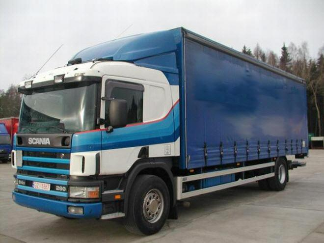 1999 Scania 94 Truck Picture