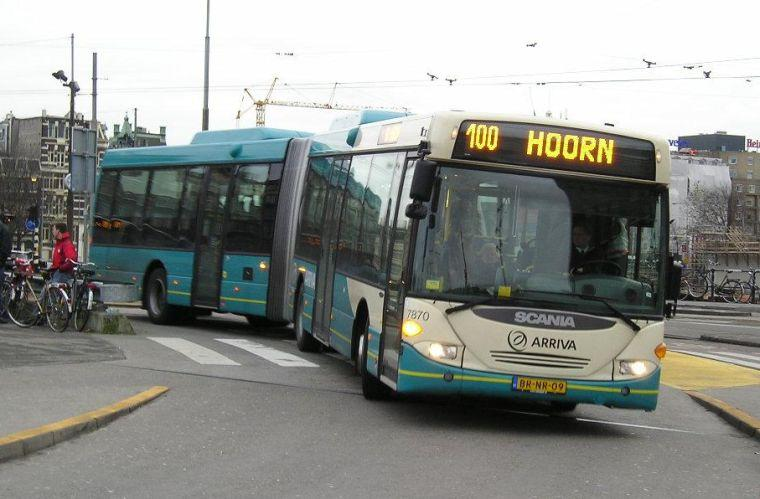 2005 Scania Arriva 7870 Bus Picture