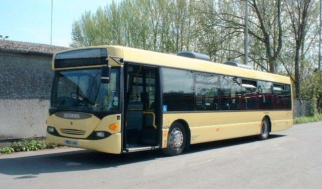 Scania Demonstrator Bus Picture