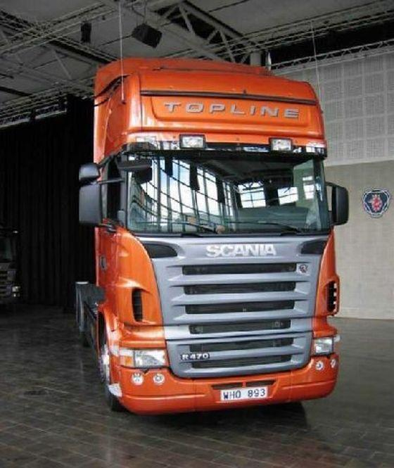 Scania R470 Truck Picture