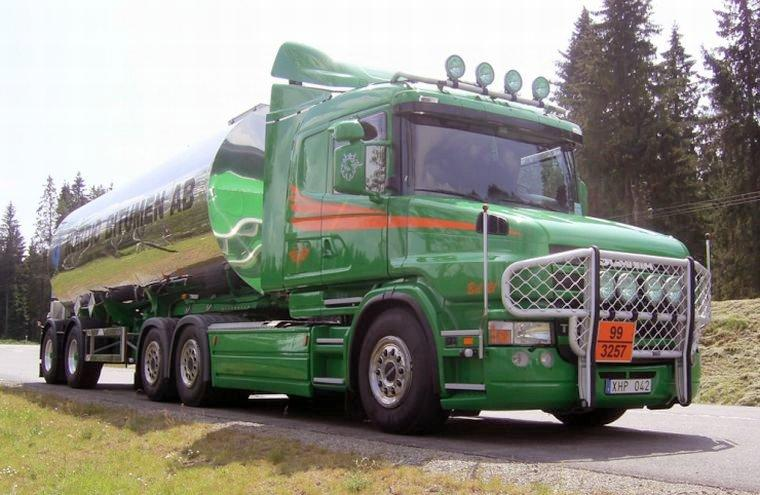 Scania 143M Truck Picture