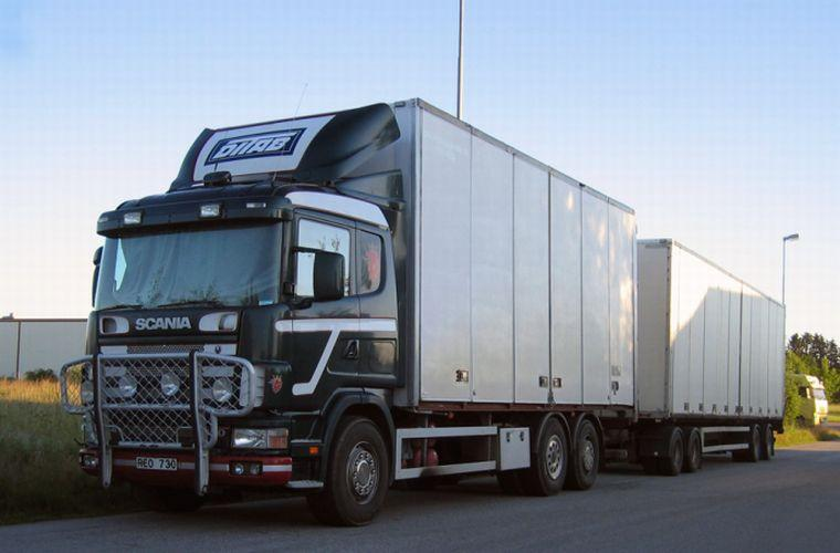 2000 Scania 144 Truck Picture