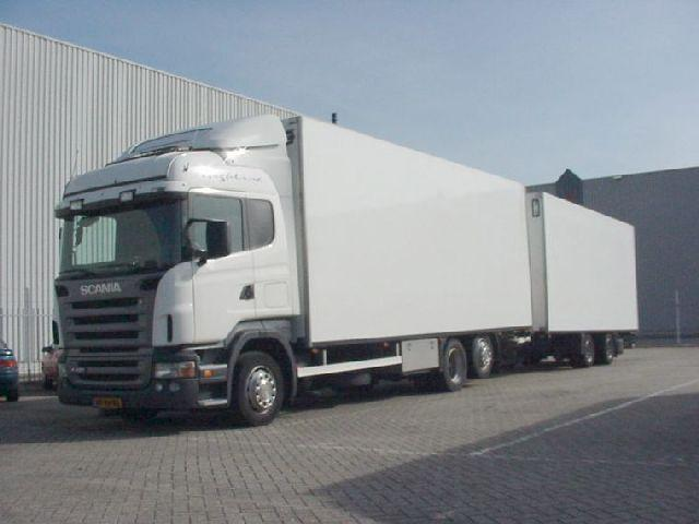 2005 Scania 420 Truck Picture