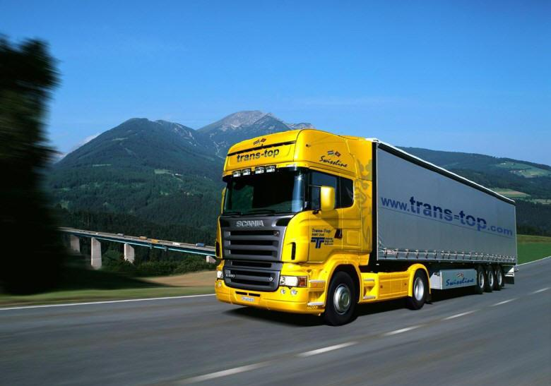 2006 Scania R620 Truck Picture