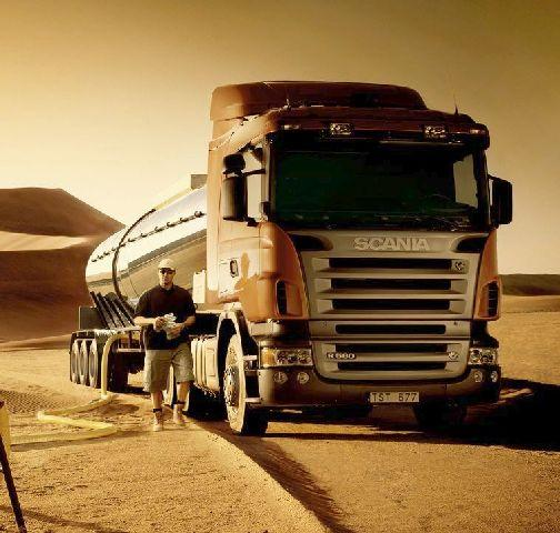 2007 Scania R580 Truck Picture