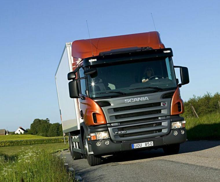 Scania P230 Truck Picture