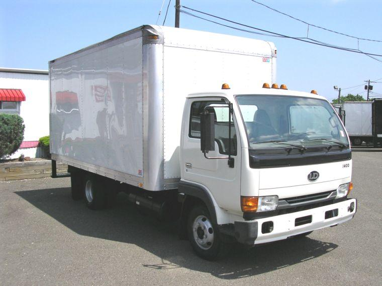 2000 UD Nissan 1400 Truck Picture