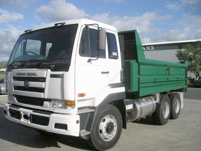 UD Nissan CWB Truck Picture