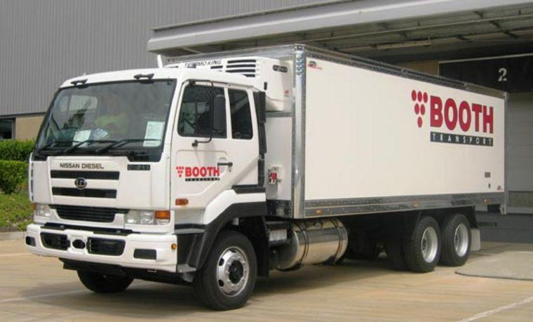 2005 US Nissan CWB Truck Picture