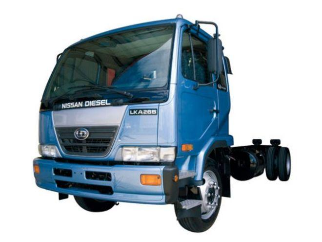 2005 UD Nissan LK Truck Picture