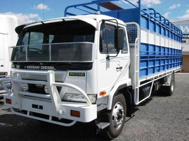 2005 UD Nissan PK245 Truck Picture