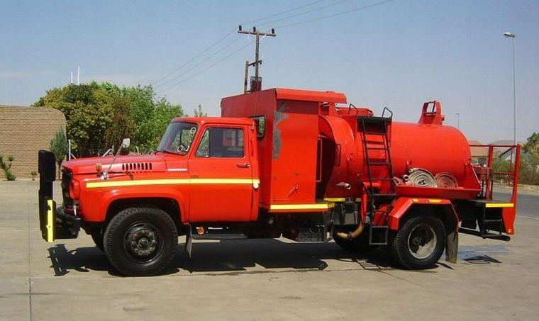 1985 UD Nissan UF780 Fire Truck Picture