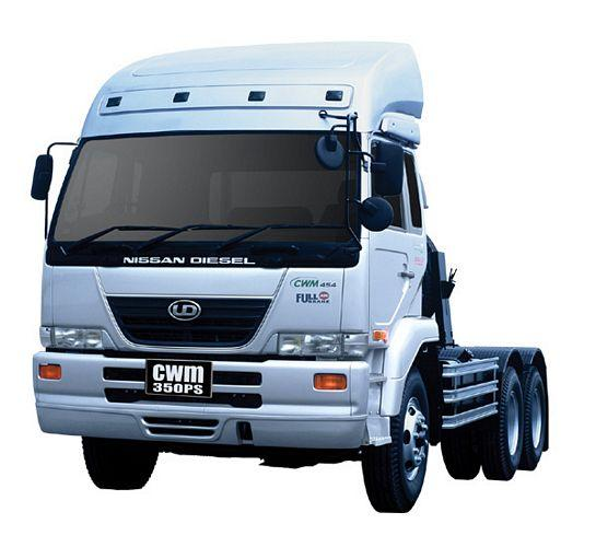 UD Nissan CWM Truck Picture