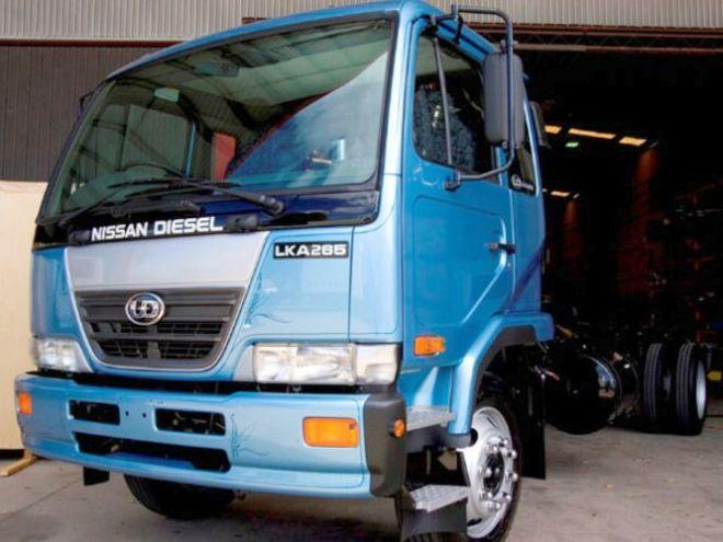 2005 UD Nissan LKA265 Truck Picture