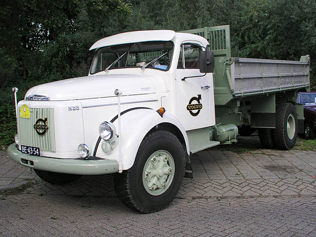 1972 Volvo N88 Truck Picture