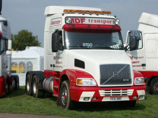 Volvo Nh12 Truck Picture
