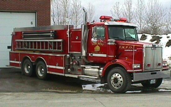Western Star Fire Truck Picture