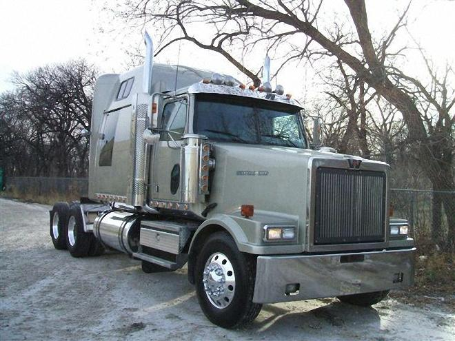2003 Western Star 4964 Truck Picture