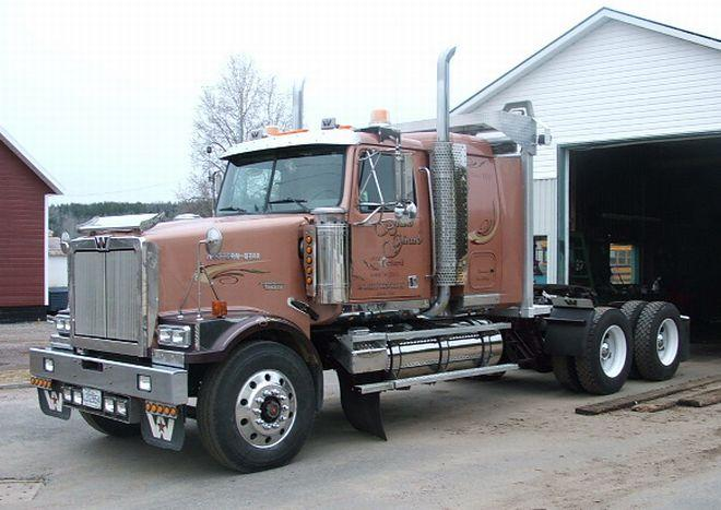 2000 Western Star Constellation Truck Picture