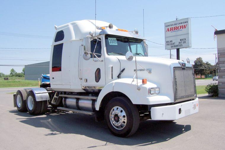 2005 Western Star 4900 Truck Picture